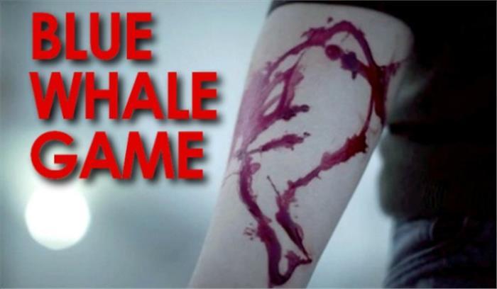 ब्लू ह्वेल गेम की चपेट में आया बागपत का प्रिंस, द्वारका में फांसी लगाकर की आत्महत्या