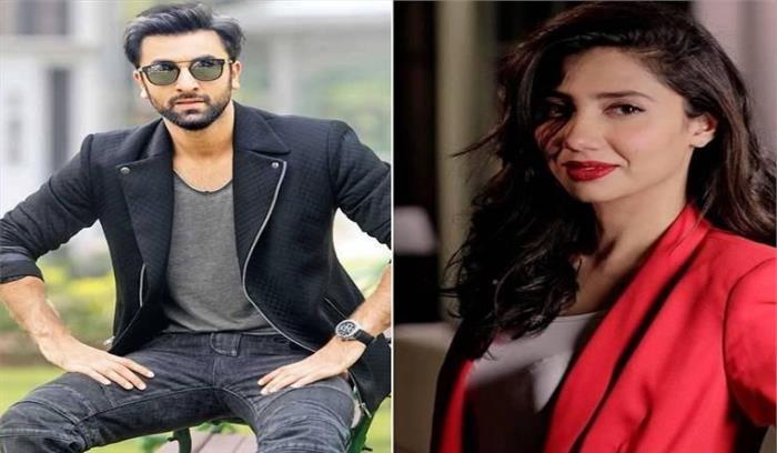 रणबीर कपूर के साथ लिंक-अप की खबरों पर पाकिस्तानी अभिनेत्री माहिरा खान ने तोड़ी अपनी चुप्पी