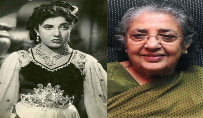 बाॅलीवुड की एक और बेहतरीन अदाकारा 'शम्मी' नहीं रहीं, देर रात मुंबई में हुआ निधन