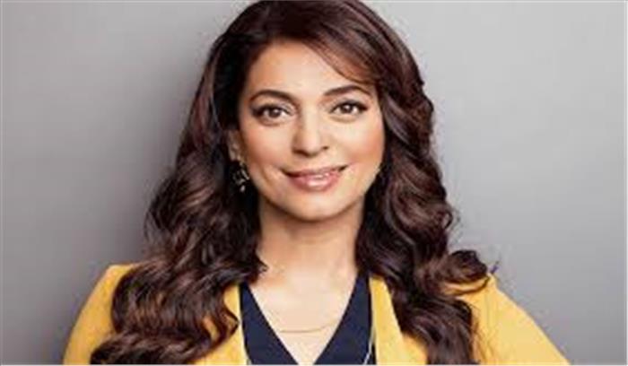 लाइम लाइट से दूर रहती है जूही चावला की बेटी , अभिनेत्री ने शेयर की बेटी जाह्नवी की फोटो