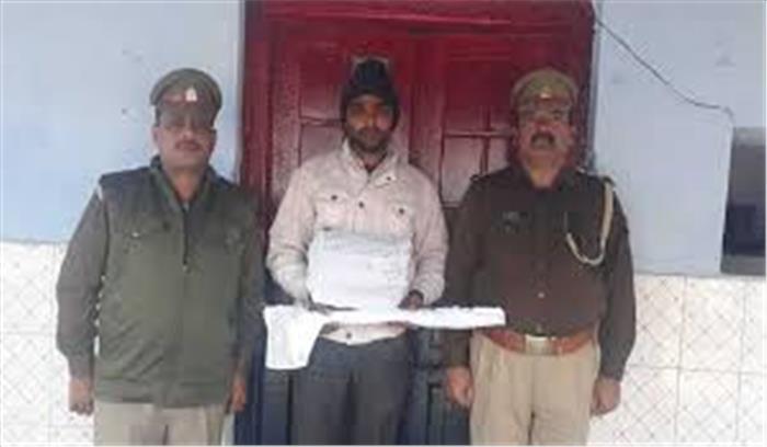 बुलंदशहर कांडः इंस्पेक्टर सुबोध के सिर पर कुल्हाड़ी से वार करने वाला कलुआ हुआ गिरफ्तार, पूछताछ जारी