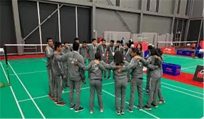 विश्व जूनियर बैडमिंटन चैंपियनशिप 2018 में भारत का दबदबा बरकरार, फरो आईलैंड को 5-0 से दी शिकस्त