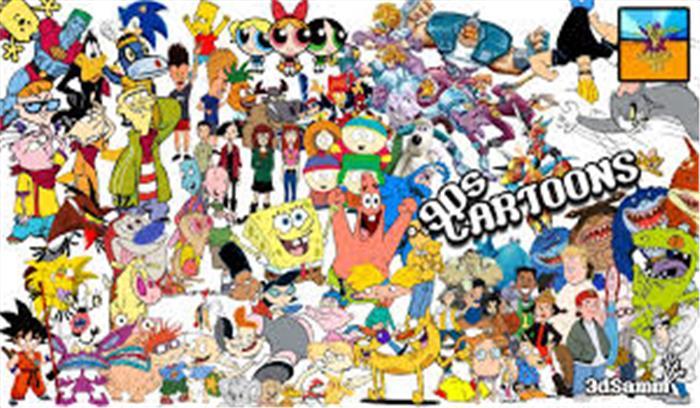 90 के दशक के वे कार्टून्स जो आज भी हैं लोगों दिलों में जिंदा
