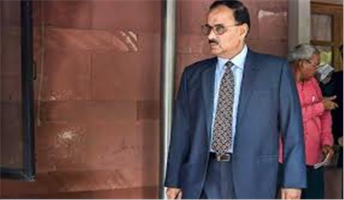 Breaking News: सीबीआई निदेशक पद से हटाने के बाद आलोक वर्मा ने दिया इस्तीफा