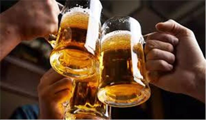 तीन दिग्गज बीयर कंपनियों ने