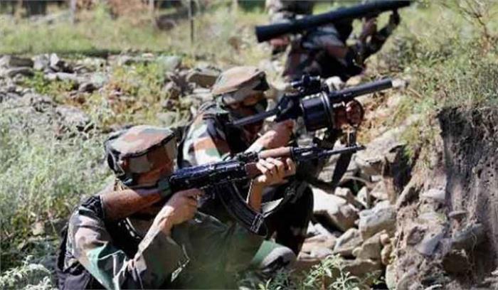 बाज नहीं आ रहा पाकिस्तान, फिर किया संघर्ष विराम का उल्लंघन, पुंछ में गोलीबारी जारी
