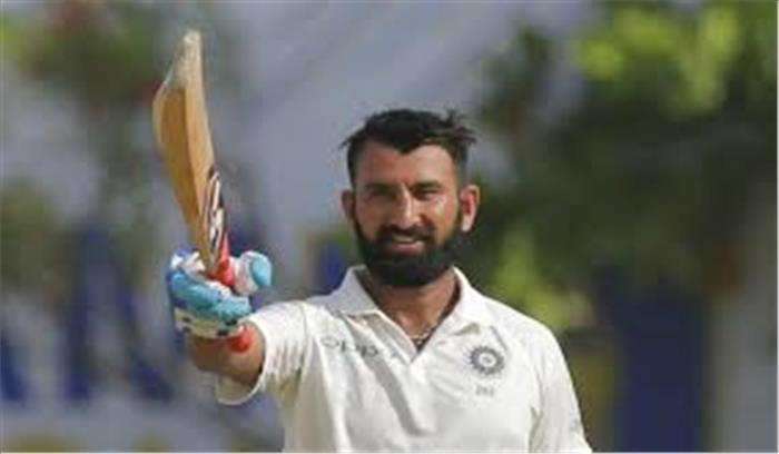 टीम इंडिया के 'मिस्टर भरोसेमंद' पुजारा बन गए पापा, घर आई नन्हीं परी