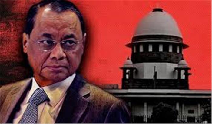 cji गोगोई ने कार्यकाल के अंतिम दिन 3 मिनट में 10 मुकदमों में जारी किए नोटिस  थोड़ी देर में जाएंगे राजघाट