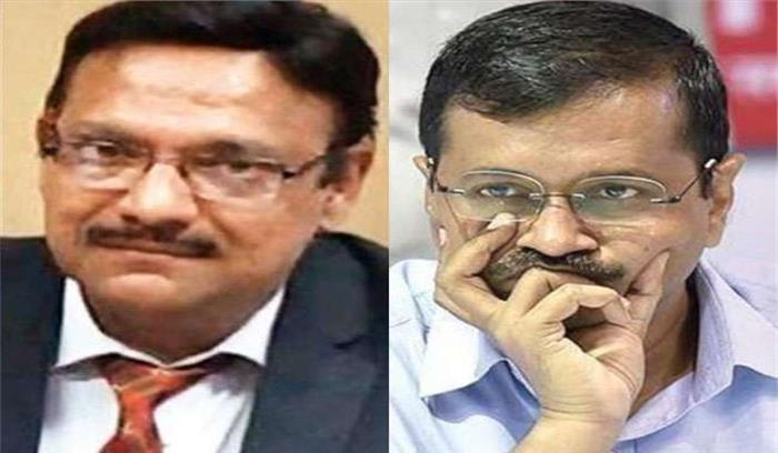 मुख्यमंत्री केजरीवाल के सलाहकार ने दिया इस्तीफा, पार्टी की मुश्किलें बढ़ने के आसार