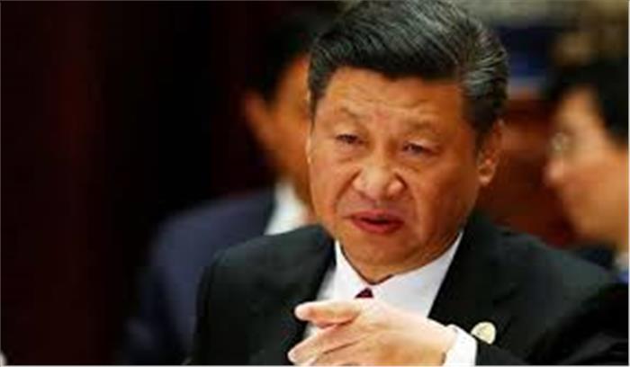 शी जिनपिंग कोरोना से संक्रमित हुए! कम्युनिस्ट पार्टी के कार्यक्रम में काफी खांसते नजर आए , नहीं दे पाए सही से भाषण