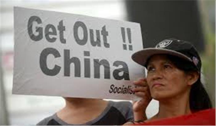 #BycottChina - चीन छोड़कर भारत आना चाहती हैं कई कंपनियां , दो कंपनियों ने किया यमुना अथॉरिटी में आवेदन