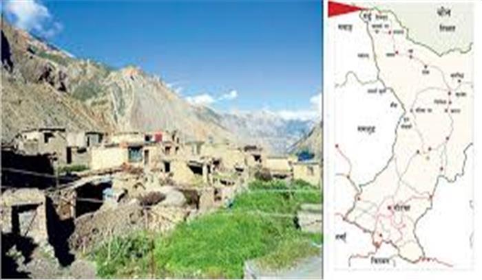चीन का नेपाल पर भी अतिक्रम जारी , रुई गांव पर कब्जे की खबर , 4 जिलों की 11 जगहों पर अपना अधिकार किया