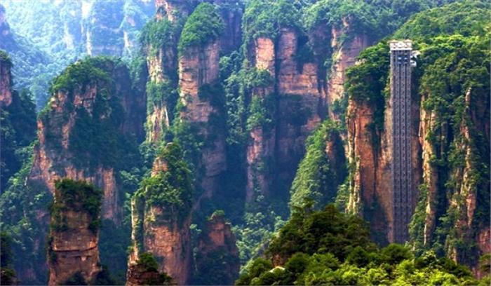 यह है दुनिया की सबसे ऊंची लिफ्ट, गिनीज बुक ऑफ वर्ल्ड रिकॉर्ड्स में भी दर्ज है इसका नाम