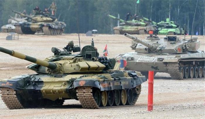 दुनियाभर के सामने चीनी सेना हुई शर्मसार, सैन्य गेम्स में उड़े चीनी टैंक के परखच्चे
