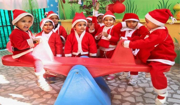 हिंदू जागरण मंच की स्कूलों को हिदायत, ईसाइयों का त्योहार क्रिसमस न मनाएं, धर्मांतरण की साजिश