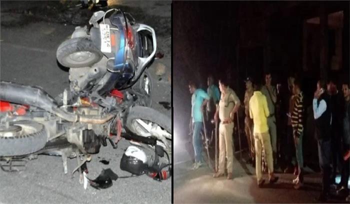एम्स ऋषिकेश के छात्रों ने शराब पीकर किया हंगामा, बाइकों सवार 150 छात्रों का स्थानीय लोगों पर हमला, पुलिस का लाठीचार्ज