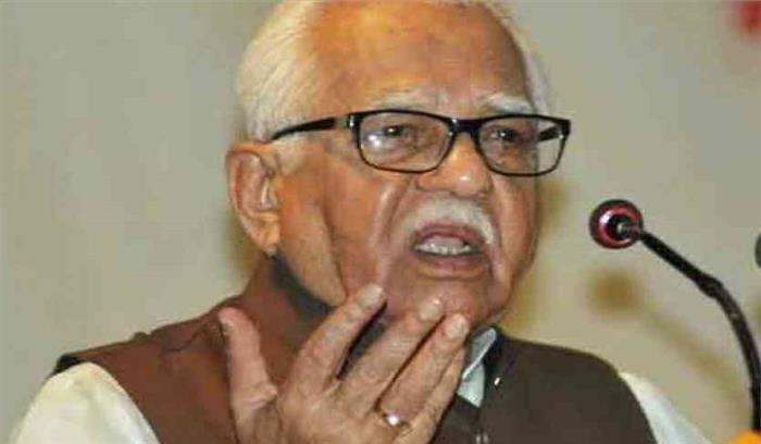 CM योगी आदित्यनाथ को राज्यपाल राम नाइक की नसीहत , ऐसी बात बोलें जो किसी को आहत न करें