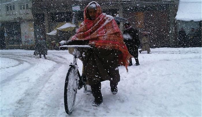 Image result for फिर से बदल रहा मौसम का मिजाज, बढ़ी ठंड