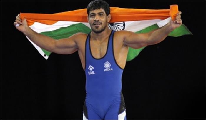 CWG LIVE- सुशील कुमार ने फाइनल में 80 सेकेंड में प्रतिद्वंदी को चित कर जीता स्वर्ण, भारत के 14 गोल्ड मेडल
