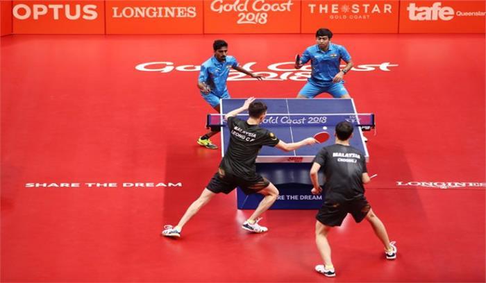21वें राष्ट्रमंडल खेलों में भारत का दबदबा बरकरार, बैडमिंटन और टेबल टेनिस की टीम पहुंची सेमीफाइनल में