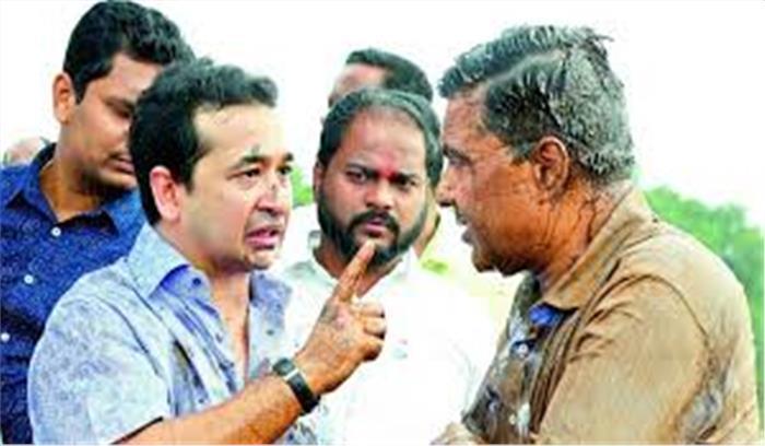 इंजीनियर मारपीट मामले में कांग्रेस विधायक नितेश राणे 4 दिन की पुलिस रिमांड पर