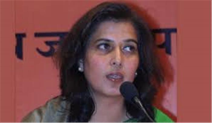 एक और भाजपा नेता ने कांग्रेस अध्यक्ष को लेकर दिया विवादित बयान, कहा- मंदबुद्धि हैं राहुल