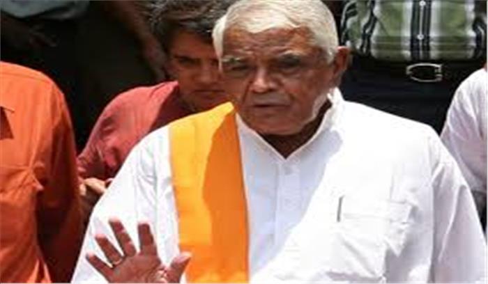 BJP नेता बाबूलाल गौर को कांग्रेस ने दिया लोकसभा टिकट का ऑफर, जवाब मिला- सोचेंगे