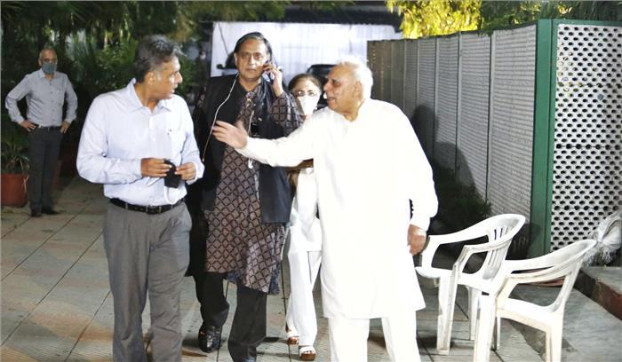 कपिल सिब्बल की बर्थडे पार्टी में जुटे दिग्गज विपक्षी नेता समेत जी23 के नेता, गांधी परिवार को रखा दूर