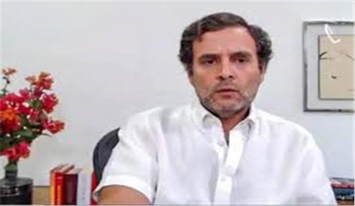 राहुल गांधी का PM पर ट्वीट बम, लिखा- मोदी देश को बर्बाद कर रहे हैं , जल्द टूटेगा सबका भ्रम