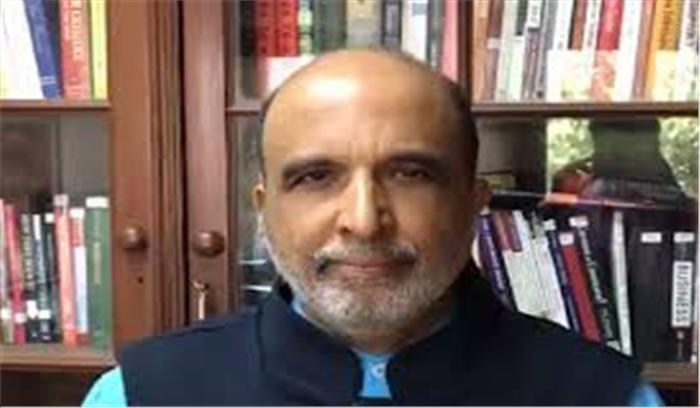 कांग्रेस ने संजय झा को प्रवक्ता पद से हटाया गया , ट्वीट कर बोले - हम अपने मूल्यों से बहुत दूर चले गए हैं, क्यों