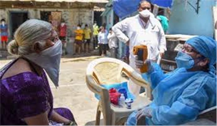 कोरोना live - देश में संक्रमितों की संख्या 150 लाख के पार  पिछले 24 घंटे में 170 लोगों की मौत