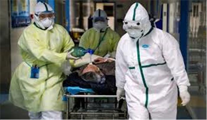 कोरोना UPDATE - देश में हर घंटे 38 लोगों की मौत , महाराष्ट्र में संपूर्ण लॉकडाउन की योजना , यूपी में नए आदेश