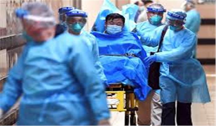 breaking news - चीन के जानलेवा कोरोना वायरस  की भारत में दस्तक  2 संदिग्ध मरीज मुंबई के अस्पताल में भर्ती