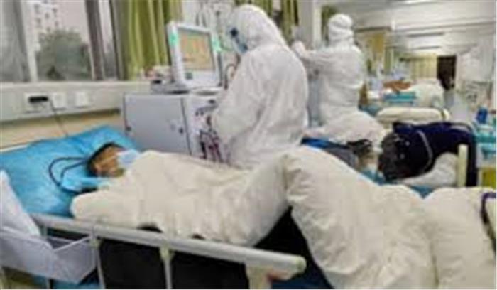 अस्पताल से भागे कोरोना से ग्रसित 5 मरीज , पूरे शहर में घोषित हुआ अलर्ट