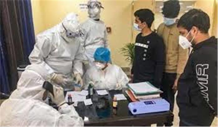 कोरोना का कहर LIVE - महामारी से भारत में तीसरी मौत , संक्रमित के संपर्क में आने वाले केंद्रीय मंत्री ने खुद को घर में कैद किया