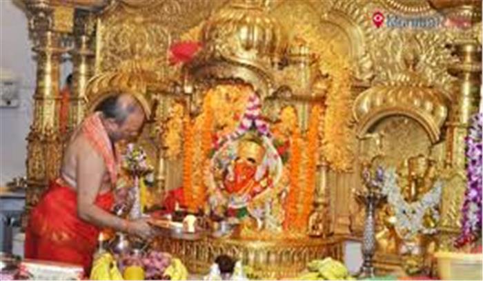 corona virus - महाराष्ट्र सरकार ने सिद्धिविनायक मंदिर के कपाट बंद किए , दिल्ली में जिम-स्पा - नाइट क्लब बंद रखने का आदेश