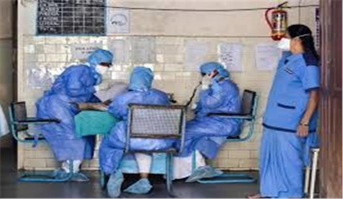 कोरोना महामारी के साइट इफेक्ट का अनोखा मामला , महिला के पूरे शरीर में जम गया था पस