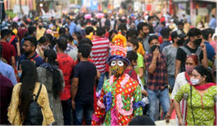 दिल्ली - कोरोना नियमों के उल्लंघन पर कार्रवाई , लाजपत नगर बाजार अनिश्चित काल के लिए बंद , यमुनापार भी सख्ती