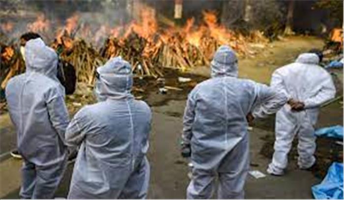 कोरोना से पिछले 24 घंटे में 6148 लोगों की मौत , स्वास्थ्य मंत्रालय के आंकड़ों से बिहार में हंगामा