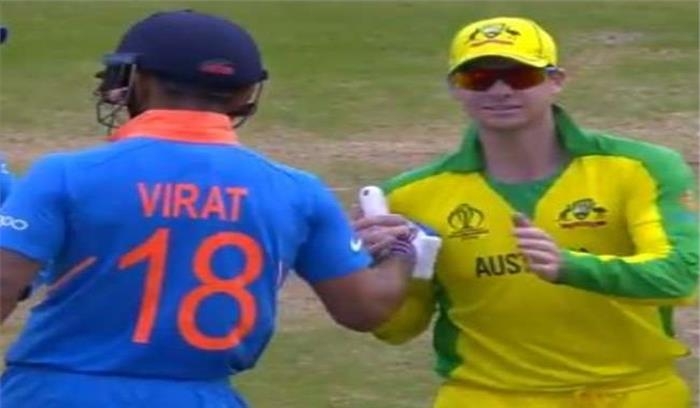 ऑस्ट्रेलिया के विजय रथ को रोकने के बाद विराट कोहली ने मांगी स्टीव स्मिथ से माफी