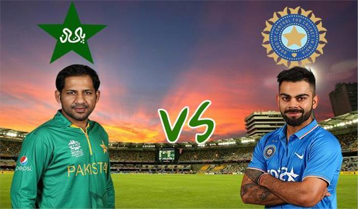 एक बार फिर से हो सकता है भारत-पाक का मैच, बीसीसीआई ने दिए संकेत