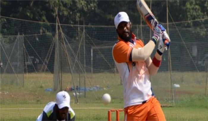 भारत को मिला गेल का गुरु, ब्लाइंड क्रिकेटर वेंकटेश ने महज 82 गेंदों में ठोके 279 रन