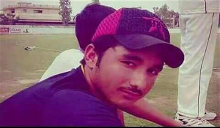 सिर पर बाउंसर गेंद लगने से पाकिस्तानी बल्लेबाज जुबैर की मौके पर ही मौत