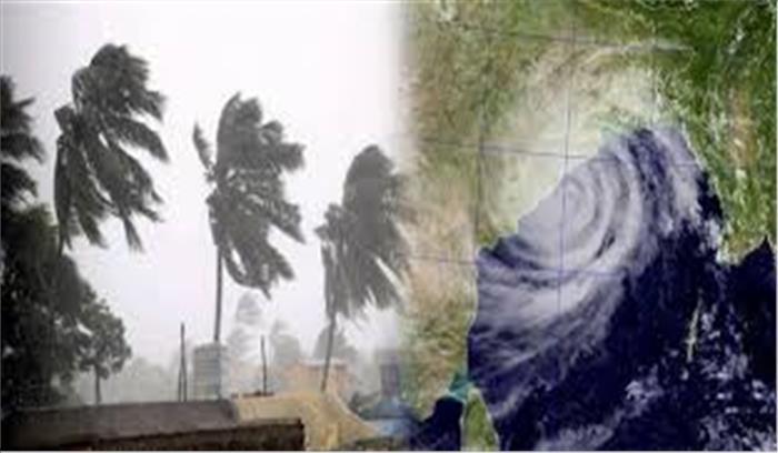 ओडिशा पर मंडराया चक्रवातीय तूफान 'तितली' का साया, सभी स्कूल-काॅलेज बंद रखने के आदेश