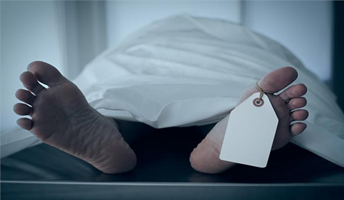 शमशान में मौत को चकमा देकर जिंदा लौटी एक महिला...