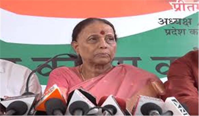 क्या उत्तराखंड में कांग्रेस ने स्वीकार कर ली है हार! , नेता प्रतिपक्ष इंदिरा ह्रदयेश के बयान से कुछ ऐसा लगा