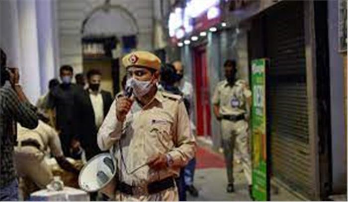 दिल्ली में आज रात से वीकेंड कर्फ्यू , जानें किन लोगों को है छूट , किन किन के खिलाफ हो सकती है कार्रवाई