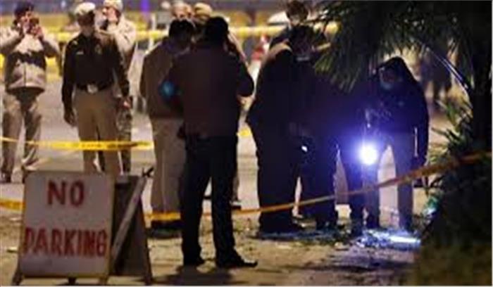 दिल्ली पुलिस को इजरायली दूतावास पर हुए धमाके में दो संदिग्धों के सुराग मिले , कैब चालक से होगी दोनों की पूछताछ
