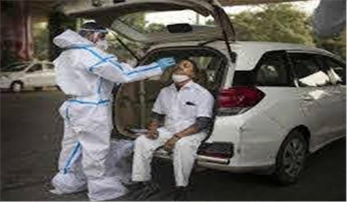 कोरोना LIVE - दिल्ली में 24 घंटे में 118 मौत , बॉर्डर पर रैंडम टेस्ट , गाइडलाइन के उल्लंघन पर अब 2 हजार का जुर्माना