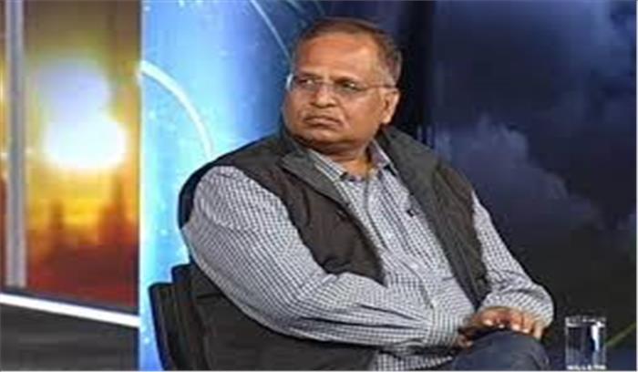 दिल्ली के स्वास्थ्य मंत्री सतेंद्र जैन के पिता की कोरोना से मौत , केजरीवाल ने ट्वीट कर दी जानकारी